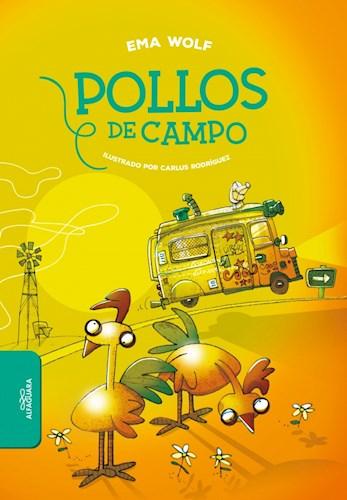 Libro Pollos De Campo