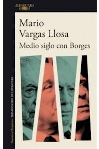 Papel Medio Siglo Con Borges