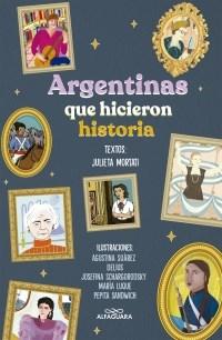 Libro Argentinas Que Hicieron Historia