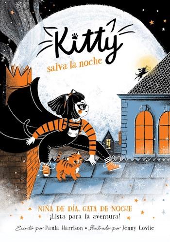Papel KITTY SALVA LA NOCHE