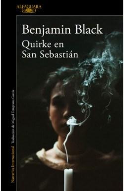 Libro Quirke En San Sebastian