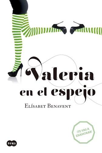 LIBRO VALERIA EN EL ESPEJO 2