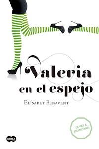 Papel Valeria En El Espejo (Valeria 2)