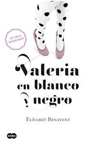 Papel Valeria En Blanco Y Negro (Valeria 3)
