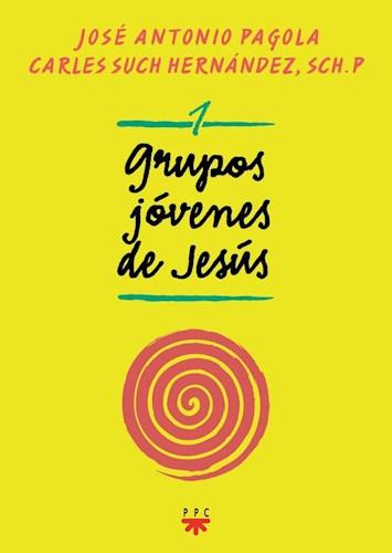 Libro Grupo Jovenes De Jesus
