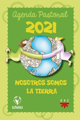 Libro Agenda Pastoral 2021