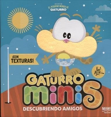 Libro Gaturro Minis : Descubriendo Amigos