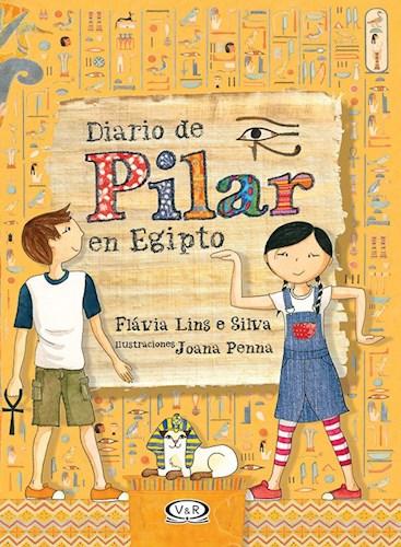 Libro Diario De Pilar En Egipto