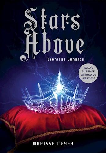 Libro Stars Above  ( Libro 6 De La Saga Cronicas Lunares )