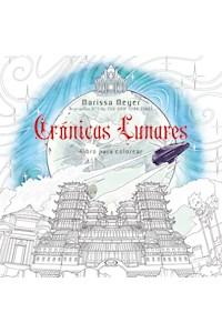 Papel Cronicas Lunares - Libro Para Colorear