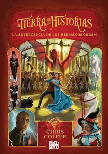 Papel Tierra De Las Historias 3, La - La Advertencia De Los Hermanos Grimm
