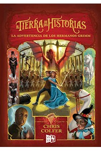 Papel La Tierra De Las Historias 3: La Advertencia De Los Hermanos Grimm