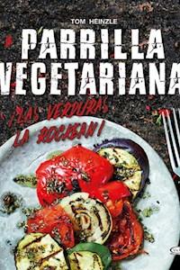 Papel Parrilla Vegetariana - Las Verduras La Rockean!