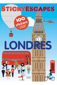 Papel Stickyescapes - Londres
