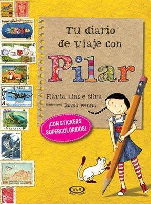 Libro Tu Diario De Viaje Con Pilar