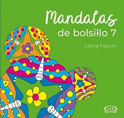 Libro Mandalas De Bolsillo 7
