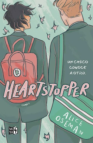 Libro Heartstopper
