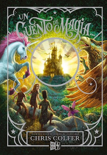 Libro Un Cuento De Magia