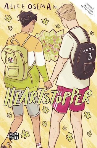 Libro Heartstopper 3