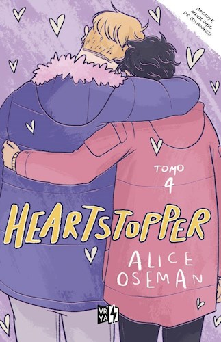 Libro Heartstopper 4