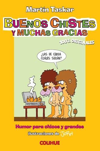 Libro Buenos Chistes Y Muchas Gracias