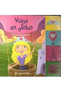 Papel Viaje En Globo - Una Aventura Pop Up
