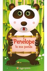 Papel Penélope La Osa Panda - Col. Caras Animadas