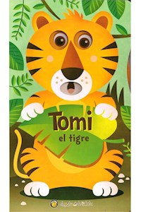 Papel Tomi El Tigre - Col. Caras Animadas