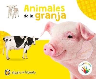Papel Animales De La Granja