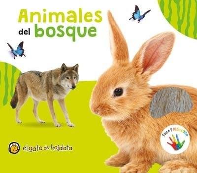 Papel Animales Del Bosque