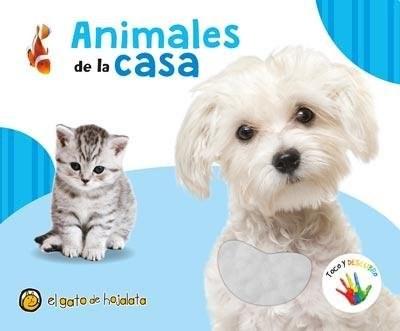 Papel Animales De La Casa