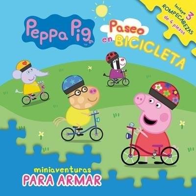 Libro Peppa Pig : Paseo En Bicicleta