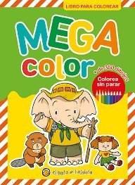 Libro Mega Color 1