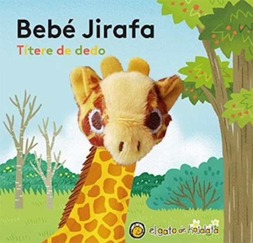 Libro Bebe Jirafa