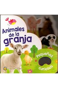 Papel Coleccion Pequeños Curiosos - Animales De La Granja