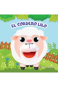 Papel El Cordero Lilo - Libro Con Títere