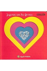 Papel Corazón - Formitas