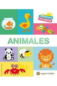 Papel Animales Mis Primeras Palabras