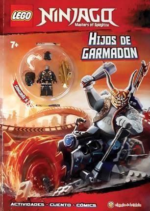 Libro Hijos De Garmadon