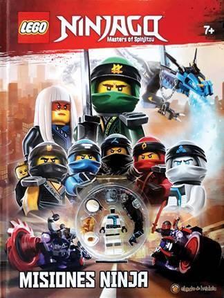 Papel Misiones Ninja