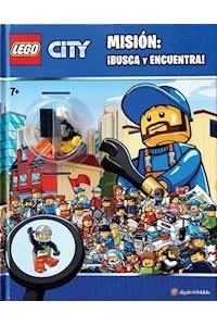 Papel Lego - Misión: ¡Busca Y Encuentra!