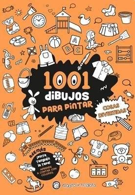 Papel 1001 Dibujos Para Pintar
