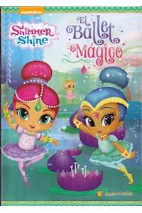 Papel Mis Cuentos Favoritos - Shimmer & Shine - El Ballet Magico