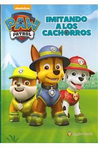 Papel Paw Patrol - Imitando A Los Cachorros