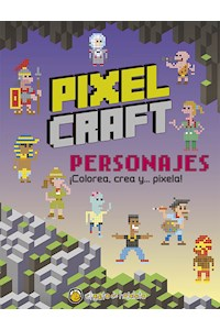 Papel Personajes - Pixelcraft