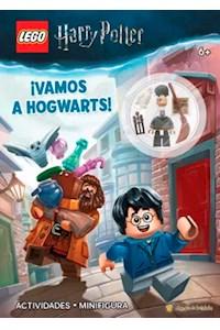 Papel Lego - Harry Potter - ¡Vamos A Hogwarts!