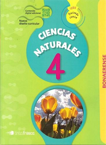Libro Haciendo Ciencia 4  Ciencias Naturales Bonaerense