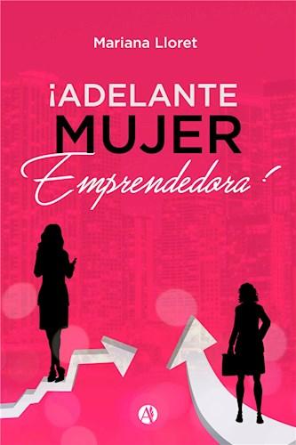 E-book ¡Adelante mujer emprendedora!