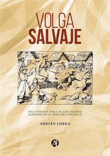 E-book Volga Salvaje