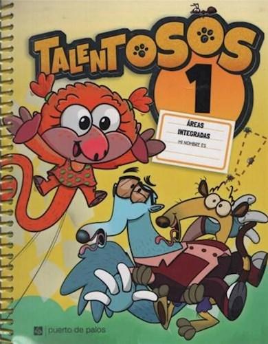 Libro Talentosos 1  Areas Integradas